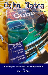 Cuba Notes Kindle Cover